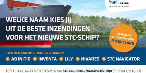 nieuwe schepen STC Group